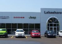 Dodge Dealers In Michigan Unique Lakeshore Chrysler Dodge Jeep Ram About Us Muskegon Mi