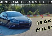 Does A Tesla Use Gas Awesome Can A 2015 Tesla Model S 70d Still Impress In E Lap