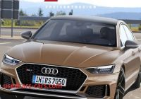Does Audi Make A Hybrid Elegant 2019 Audi Rs7 Hybrid Will Make 700 Hp and Do 0 100 In 3 4