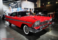 Does Graveyard Carz Sell Cars Unique 1958 Fury Christine Hellephant Prototype Sema Graveyard
