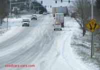Driving In Snow Beautiful Road Salts Catch 22 It Works but at A Price Mnn