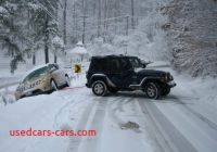 Driving In Snow New 5 Rules You Should Follow when Driving In Snow