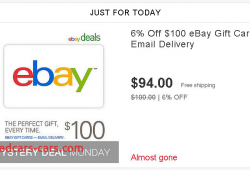 Lovely Ebay Gift Card Not Working