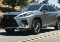 Edmunds Car Rankings Luxury 2021 Lexus Rx 350 F Sport Suv Design is so Famous but why