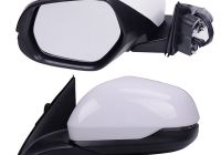 Electric Folding Rear View Mirror New Capqx 2pcs Auto Folding Electric Heated Led Side Rearview