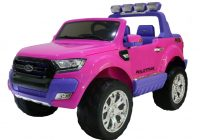 Electric Ride On Cars Beautiful Pink Ricco Licensed ford Ranger 4×4 Kids Electric Ride On Car with