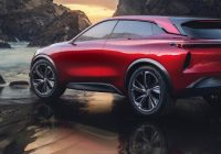 Electric Suv Awesome Buick Enspire Electric Suv Concept Bows In China