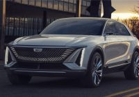 Electric Suv Best Of Cadillac Lyriq Electric Suv with 298 Miles Of Range