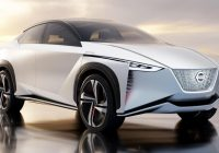 Electric Suv Elegant Nissan Imx Electric Suv Revealed at tokyo Motor Show