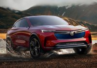 Electric Suv Fresh Buick Enspire Electric Concept Suv