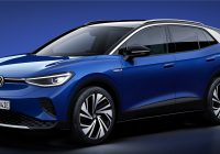 Electric Suv Fresh the New Volkswagen Id 4 Electric Suv Has Robust