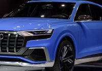 Electric Suv Inspirational Audi Unveils New Plug In Electric Q8 Suv Ahead Of Fully