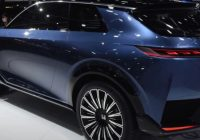 Electric Suv New Honda Unveils Sleek New Electric Suv Concept Showing