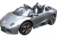 Electric toy Cars Luxury Rebo Lamborghini Style 12v Kids Electric Car with Remote Control