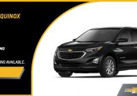 Equinox Deals Beautiful 2019 Chevrolet Equinox Lease Finance Specials In Akron Oh