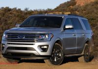 Expedition Suv Luxury First Video Reviews are In for the 2018 ford Expedition Suv
