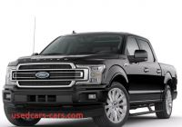 F150 Supercrew Inspirational Used 2018 ford F150 Supercrew Cab Limited Pickup 4d 5 1 2