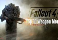 Fallout 4 Tesla Rifle New top 10 Fallout 4 Weapon Mods Keengamer