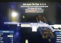 Fallout 4 Tesla Rifle New Xb1] H Anti Armor the Fixer W Junkies Ranged Weapons