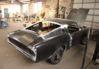 Fantomworks Cars for Sale New 1968 ford Mustang Fastback