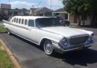 Fantomworks Classic Cars for Sale Best Of 1961 Chrysler New Yorker Limousine One Of A Kind Classic