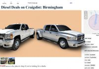 Fantomworks Inventory for Sale Beautiful A Dually Delight top 5 Craigslist Diesel Trucks In Birmingham