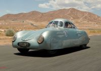 Fantomworks Inventory for Sale Elegant 1939 Porsche Type 64 Fails to Sell after Bidding Mix Up