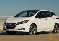 Federal Electric Vehicle Tax Credit Best Of Nissan Announces 2020 Leaf Pricing Starts at $31 600 for 40