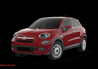 Fiat 500x Crossover Beautiful 2018 Fiat 500x Crossover Fiat Canada
