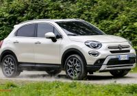Fiat 500x Crossover Lovely New Fiat 500x Review the Crossover Gets A Facelift Car
