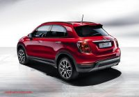 Fiat 500x Crossover Unique Fiat 500x Compact Crossover Officially Unveiled In Paris