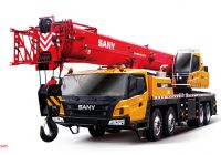 Fiji Trucks for Sale Awesome Sany Stc700t 70 ton Truck Crane for Sale
