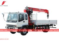 Fiji Trucks for Sale Fresh Buy isuzu Ftr 10tons Truck Mounted Crane Chinese isuzu Ftr