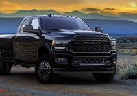 Fiji Trucks for Sale Fresh Ram Expands 2021 Truck Line with Limited Night Editions From