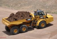 Fiji Trucks for Sale Luxury Flagship Cat 745c Adt Drops Weight Adds Capacity and Speed
