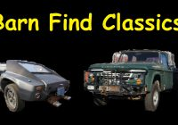 Find Cars for Sale Luxury Barn Find Classic Cars Retro Antique Car Trucks for Sale Youtube