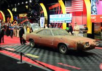 Find Cars for Sale Near Me Lovely 012 1969 Barn Find Charger Daytona 440 Sale Mecum Auction Kissimmee