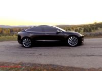 For Tesla the Model S Represents A Inspirational 2018 Tesla Model 3 Reviews and Rating Motor Trend