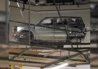 Ford 2020 Baby Bronco Awesome ford Baby Bronco Bare Body Allegedly Leaked In Exclusive