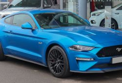 Beautiful ford 2020 Blue