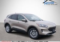 Ford 2020 Escape Colors Best Of 2020 ford Escape for Sale In Owatonna 1fmcu9g63lub