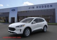 Ford 2020 Escape Lovely 2020 ford Escape Se