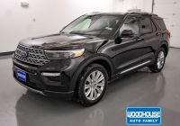 Ford 2020 Explorer Build and Price Beautiful Woodhouse New 2020 ford Explorer for Sale