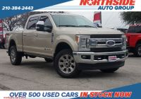 Ford 2020 F 250 King Ranch Luxury Pre Owned 2017 ford Super Duty F 250 Srw King Ranch with Navigation & 4wd