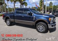 Ford 2020 F 250 King Ranch New Pre Owned 2017 ford Super Duty F 250 Srw King Ranch 4wd Crew Cab