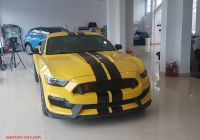 Ford 2020 Gt350 Inspirational капот бампер крыРо Bodykit Shelby Gt350 Mustang