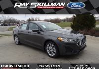 Ford 2020 Hybrid Models Awesome New 2020 ford Fusion Hybrid Se with Navigation