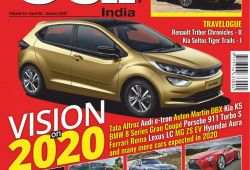 New ford 2020 India