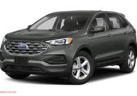 Ford 2020 Lease Deals New 2020 ford Edge Rebates and Incentives