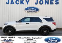 Ford 2020 New Colors Best Of 2020 ford Police Interceptor Utility Awd